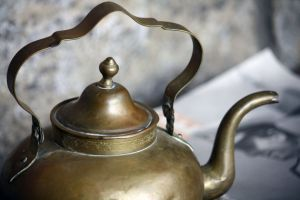 Via mylusciouslife.com - vintage brass tea pot.jpg